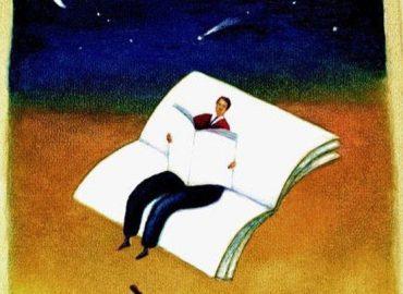 illustrations-about-books-mariusz-stawarski-evening-reading-540x788-15416489812111067673507-crop-15416489920431187590349